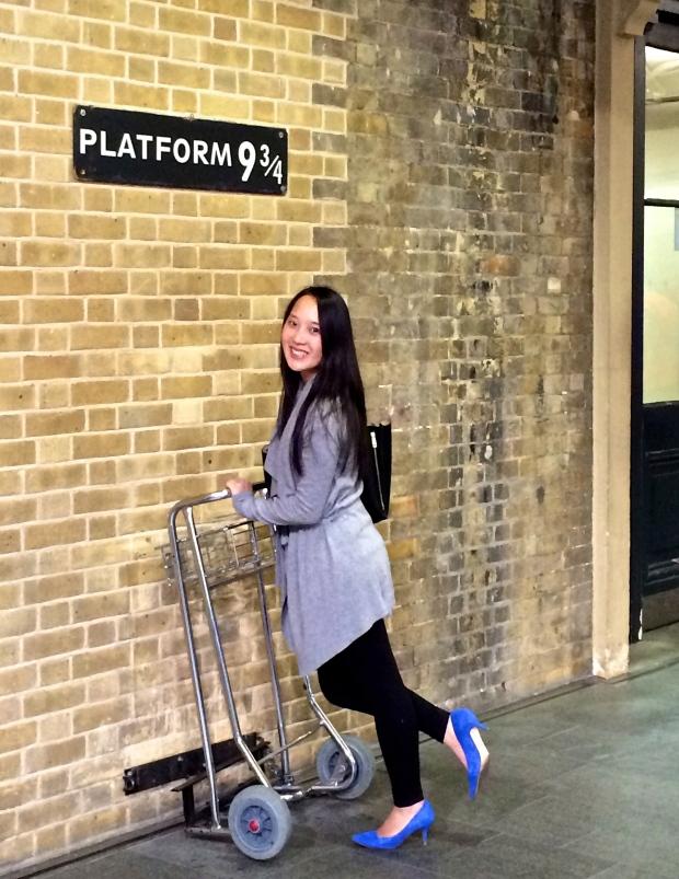 Platform 9 34