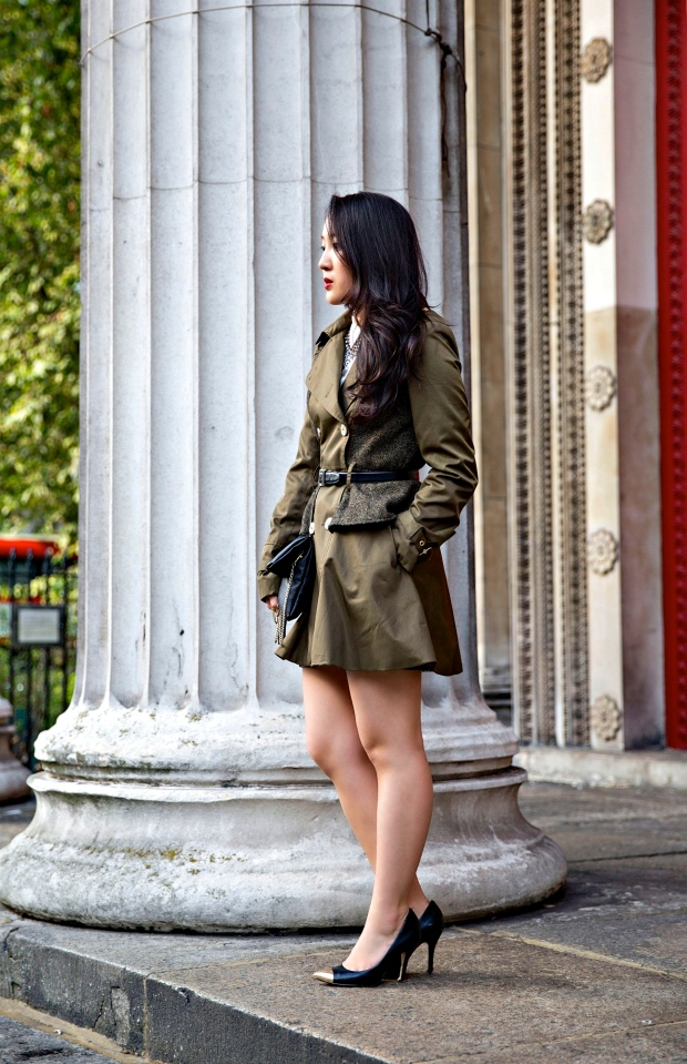 The Olive Trench 1