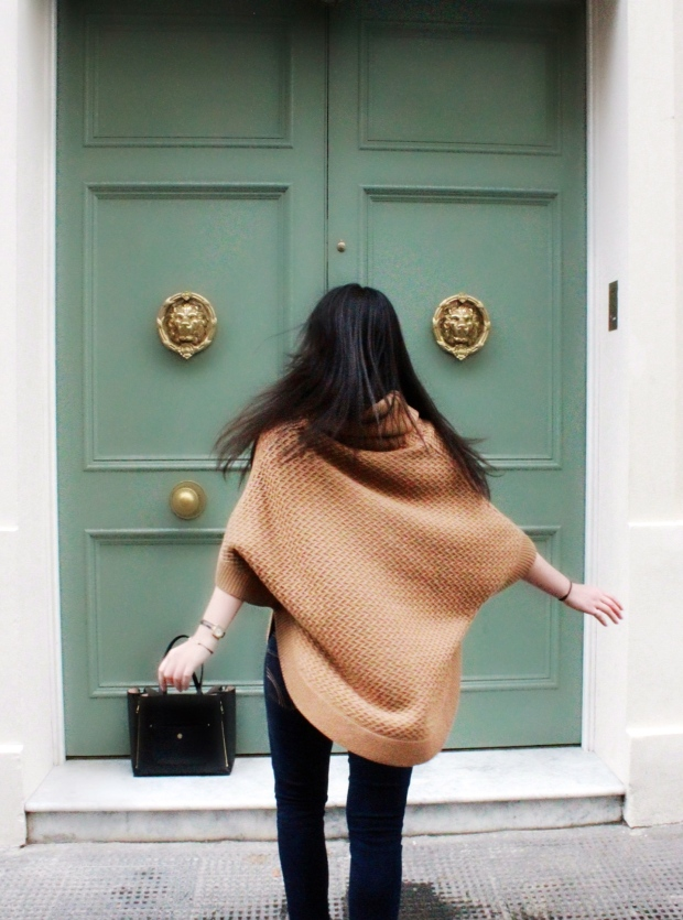 The Poncho Pullover 8
