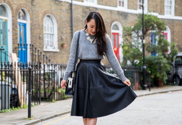 The Leather Midi 2