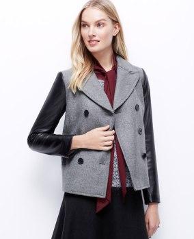 Colorblock Jacket