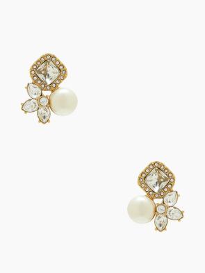 Pearl Crystal Clusters