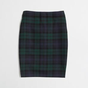 Skirt in Tartan