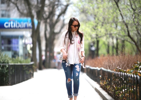 Casual Spring Luxe 1
