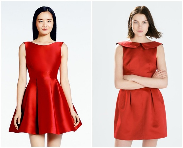 Holiday Dress Collage 1
