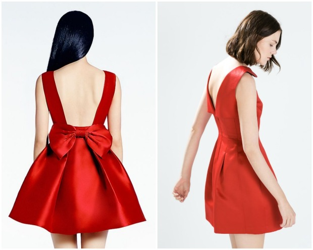 Holiday Dress Collage 2