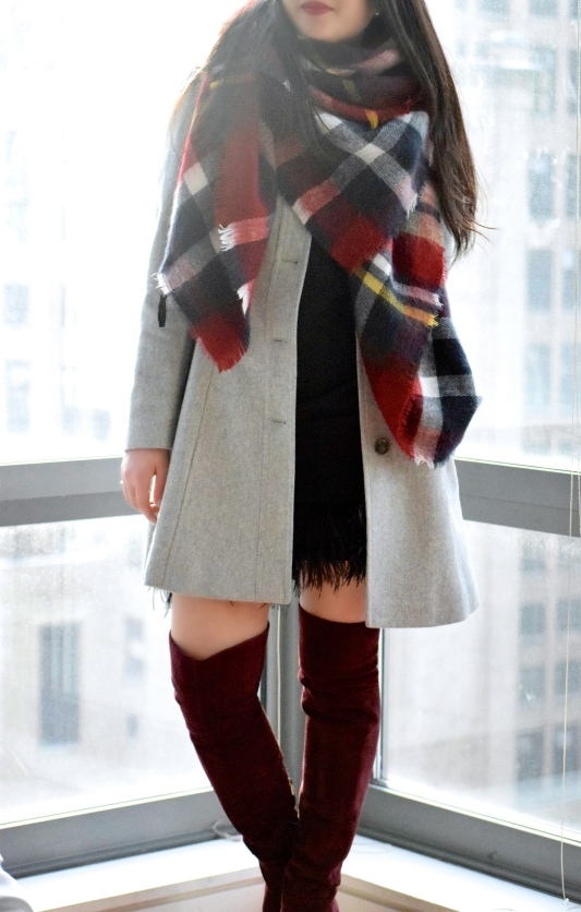 Bundled in Burgundy 4