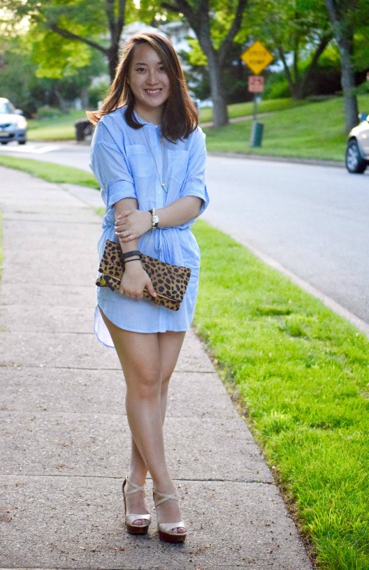 Weekend Shirtdress 1