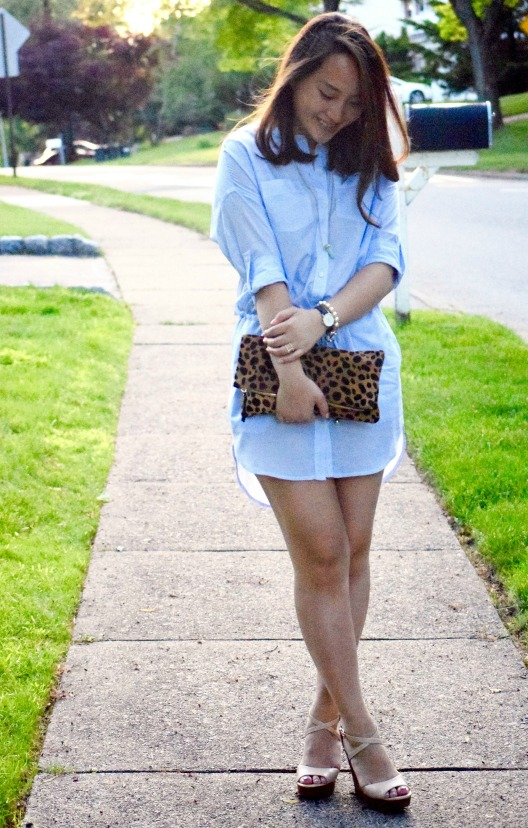 Weekend Shirtdress 2