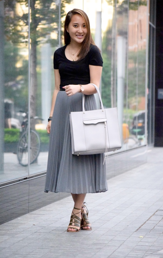 Pleated Perfection 1