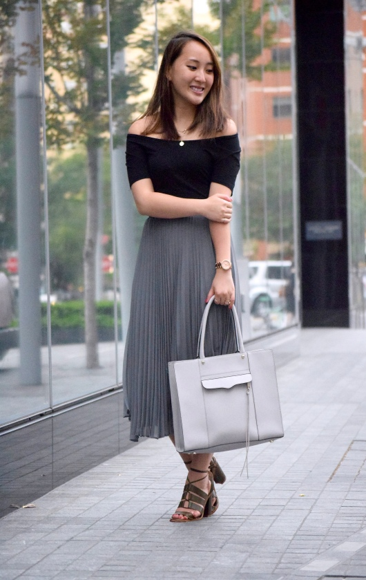 Pleated Perfection 10