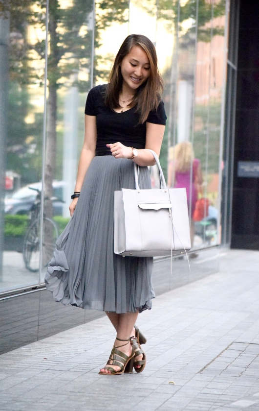 Pleated Perfection 2